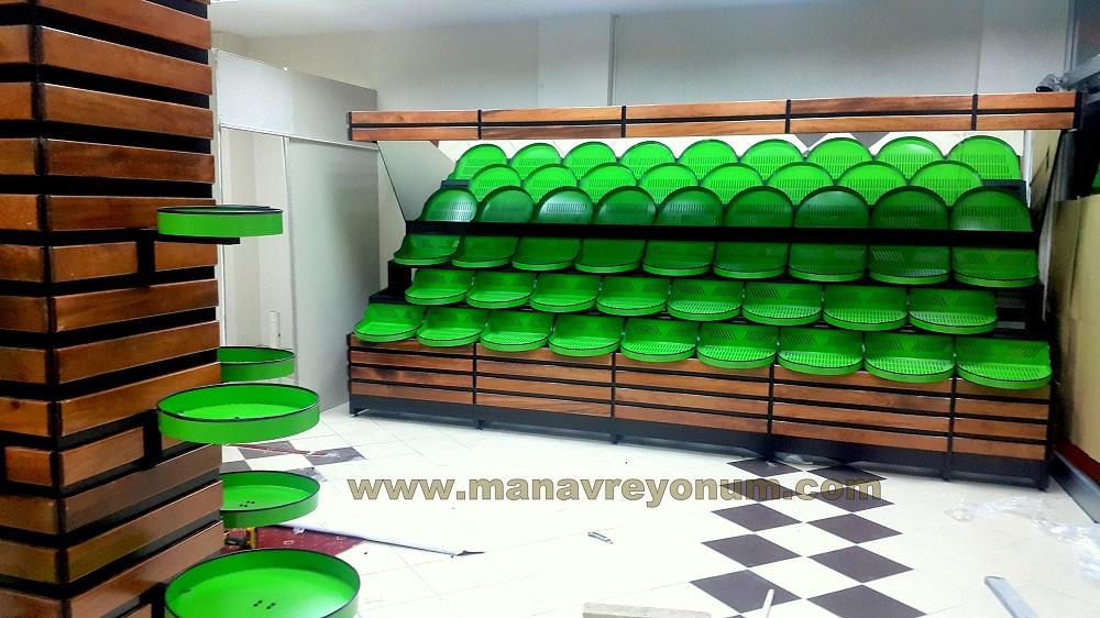Organik Manav Reyonu