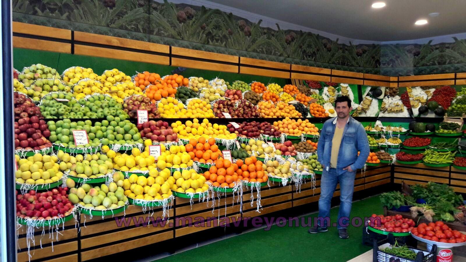 Equipamientos para verdulerias y fruterias